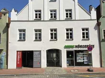 LA, Altstadt, 1-Zi. City Whg. im sanierten Altbau in der Neustadt, Wohnküche, ca. 42m²