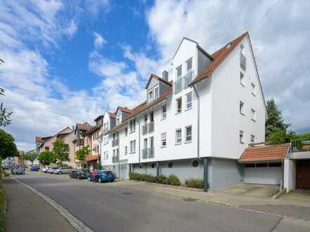 Charmante 3,5 Zimmer Eigentumswohnung mit Terrasse und Tiefgarage