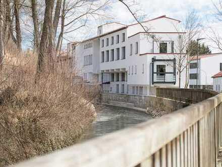 2 bis 3 Zimmer Wohnung mit Balkon am Schlossberg Dachau, Erstbezug!