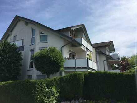Familiengerechte 4,5 Zi.-Whg. im OG mit schönem Balkon