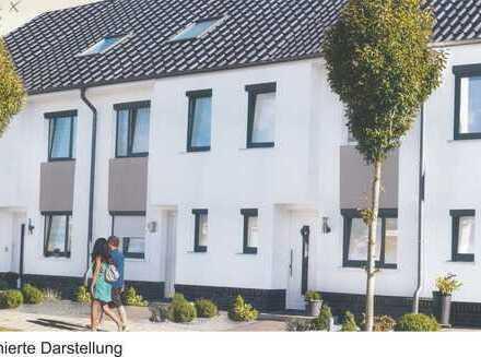 Reihenhaus mit 5 Zimmern, Garage und Garten 130m²