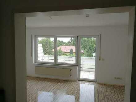 2-Zimmer Wohnung mit Balkon in gepflegter Wohnanlage in Schermen