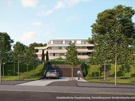 Eigentumswohnung in Stuttgart-Degerloch: Wohnen wie in einem Park! Umgeben von gepflegtem Grün.
