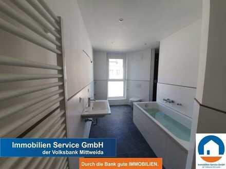 Moderne 4-Raum-Wohnung mit Balkon im 2.OG -Neubau-Erstbezug-Tiefgarage-Fahrstuhl-