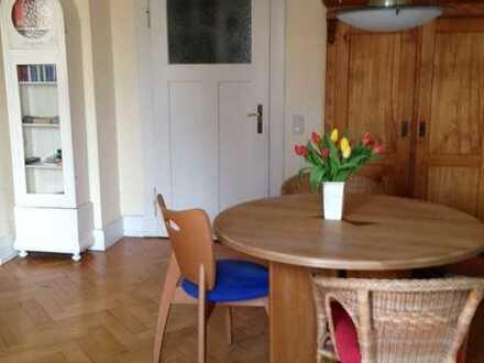 Schöne 4-Zimmer-Wohnung mit Balkon in Heidelberg-Neuenheim
