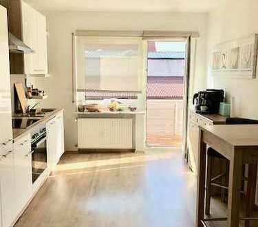 *Gelegenheit* schöne 3 Zimmer Wohnung in zentraler Lage zu vermieten Immo-Krämer.
