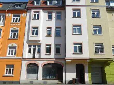 Helle 5-Raum-Wohnung im Zentrum von Gera