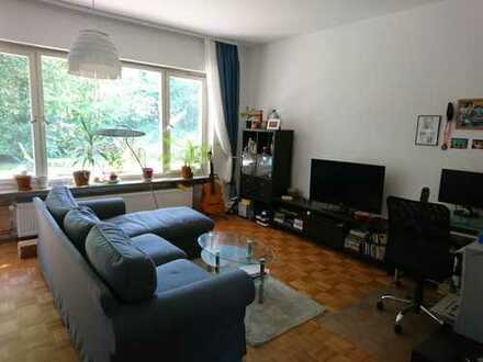 Internationale WG / Shared housing with personal patio available July 15th