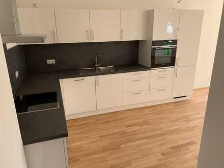 NEUBAU: 4-Zimmer-Wohnung in Memmingen nähe Krankenhaus zu vermieten!