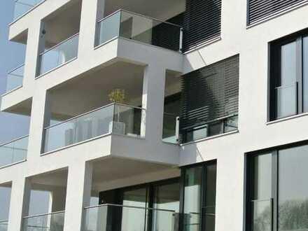 Neubau Eigentumswohnung mit Gartenanteil in Ludwigshafen-Ruchheim