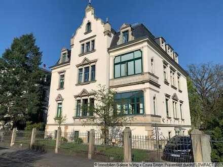 Attraktive Souterrainwohnung in Dresden-Striesen - Eigennutzung möglich!