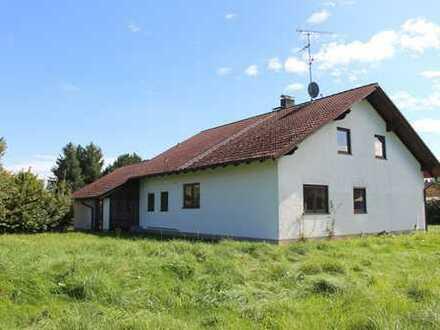 Einfamilienhaus mit Ausbaupotenzial - Alleinauftrag
