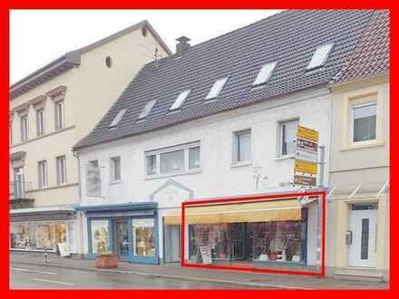 Ladengeschäft in zentraler Lage von Bad Bergzabern