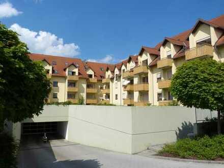 Frei! Single-ideal: 2-Zi-Whg. mit Kellerabteil + Duplex-Stellplatz, in der Wohnanlage Am Galgenberg!