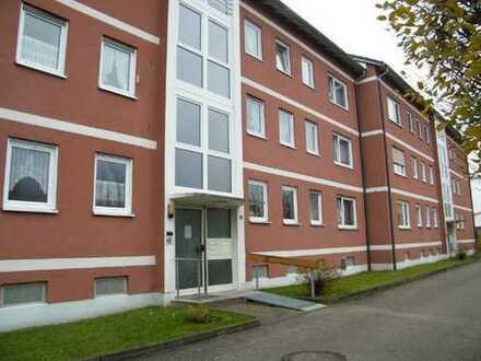 Preiswerte, gepflegte 3-Zimmer-Wohnung mit Balkon und EBK in Illertissen