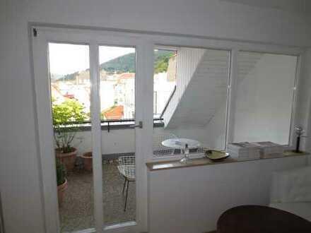 Single-Wohnung in Heidelberger Altstadt, ruhige Seitenstr.