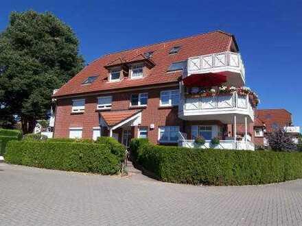 moderne 2 Zi. Wohnung im Hauptort von Barsbüttel mit Balkon