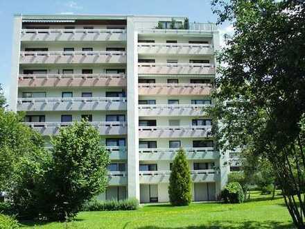 3-Zimmer-Eigentumswohnung mit tollem Ausblick, großem Balkon und Garage