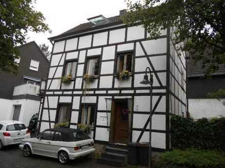 Schönes geräumiges Haus in der Schwelmer Altstadt zu vermieten!
