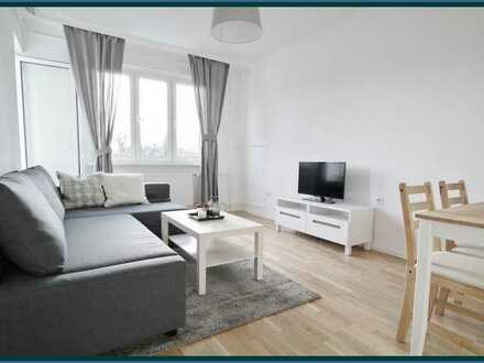 2 Zimmer Wohnung - Voll möbliert