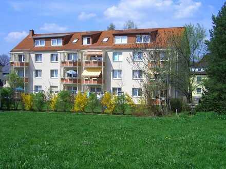 Sanierte Wohnung in ruhiger Siedlungslage