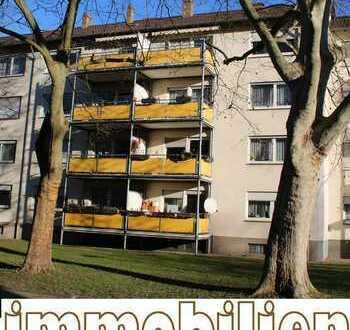 Wohnung mit Südbalkon in Grünlage