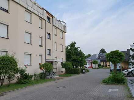 Erstbezug nach Sanierung mit Balkon: stilvolle 3-Zimmer-Wohnung in Neureut Karlsruhe