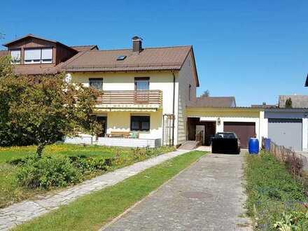 Wohnhaus mit großem Garten in Emmering zu verkaufen