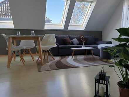 Hochwertig vollmöblierte 2-Zimmer-Wohnung am Flughafen Frankfurt