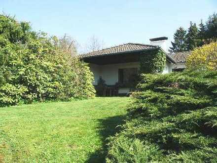 Nähe Gerolstein EFH Gediegen Wohnen in grüner Lage mit Zufahrt Garten Terrasse Garage Sauna
