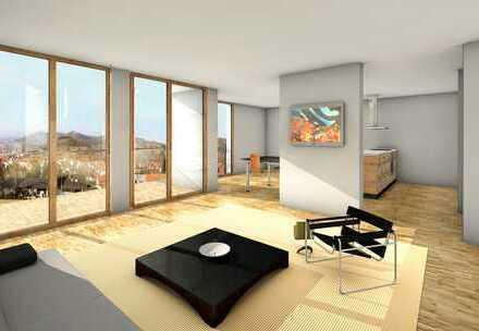 Perfekte Fünfzimmer-Wohnung mit Traumaussicht
