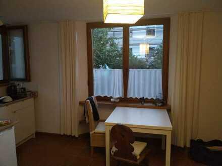 Ideal für Wochenendpendler: 1-Zimmer-EG-Wohnung