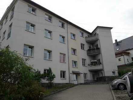 helle, gemütliche 3-Zimmer-Wohnung in ruhiger Umgebung, mit Balkon