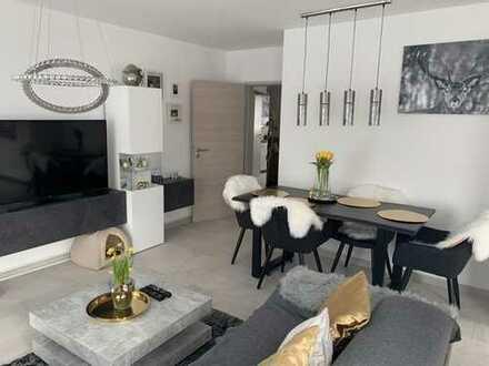 Exklusive 3-Zimmer-Wohnung mit Süd-West Balkon und Einbauküche in Senden
