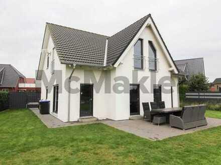 Beeindruckendes, neuwertiges 5-Zi.-EFH mit großer Terrasse & weitläufigem Grundstück in idealer Lage