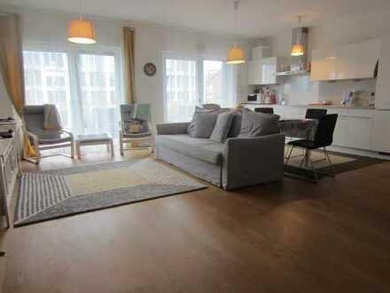 Bestlage in Grafental! Moderne 3 Zimmer Wohnung mit hochwertiger EBK und 2 Balkonen