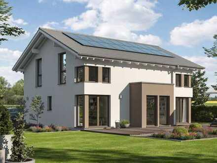 Wohnen mit Blick ins Grüne - KFW 55 - inkl. Grundstück und Baunebenkosten