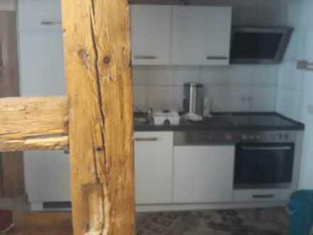 Neuwertige 1,5-Zimmer-Wohnung mit Einbauküche in Rottweil