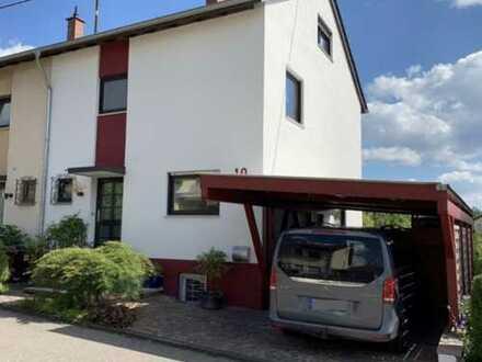 Familien aufgepasst! – 2012 sanierte DHH in Toplage von Ditzingen