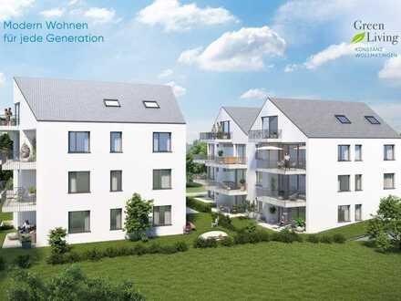 EG 2 Zimmer Wohnung A2 / Haus A - ''Neubau-Erstbezug'' Gartensondernutzungsrecht