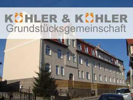 Exklusive 3-R-Maisonette-DG-Wohnung in Leisnig