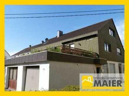 Haus mit zwei Wohnungen und umfangreichen Nutzflächen in begehrter Lage!