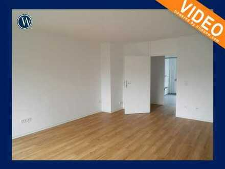 NEU ° NEU ° NEU ° - Neuer Boden + neue Wände + neues Wohngefühl! 3 Zimmer mit Balkon im Grünen
