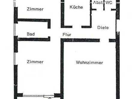 **3 ZKB mit Balkon und Aufzug**