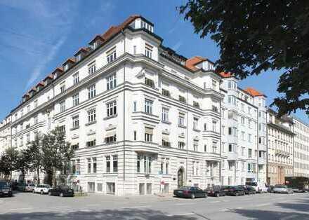 ::: IGENUS - Großzügiges Büro in wunderschönem Altbau