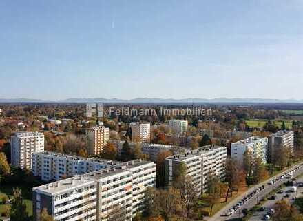 *Mit Alpenblick & Outdoor-Pool. Edel möbliertes Single-Appartement*