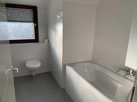 Erstbezug nach Sanierung: ansprechende 4-Zimmer-DG-Wohnung zur Miete in Neunkirchen
