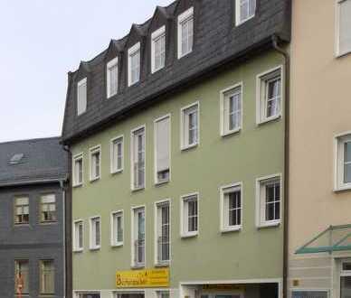 Helle 2-Zimmer-Wohnung im Zentrum von Zeulenroda