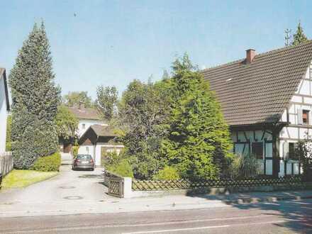 Fachwerkhaus mit nostalgischem Flair und technisch optimiert !