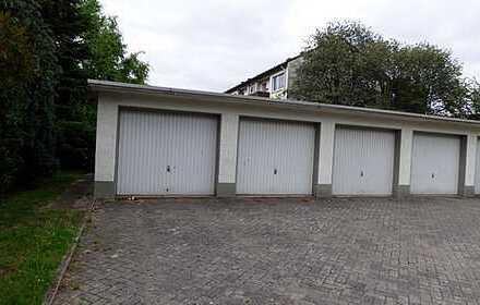 Garage an der Mozartstraße